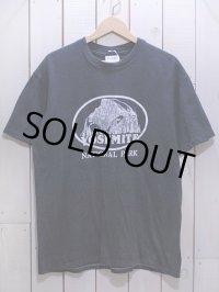 1980s YOSEMITE NATIONAL PARKアウトドアTシャツ 表記L