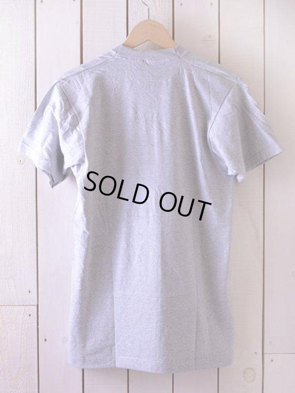 画像2: 1980s【SCREENSTARS】無地杢Tシャツ  DEAD STOCK!!  表記M