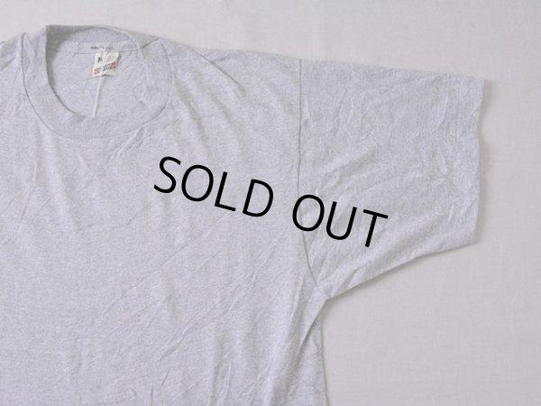画像4: 1980s【SCREENSTARS】無地杢Tシャツ  DEAD STOCK!!  表記M