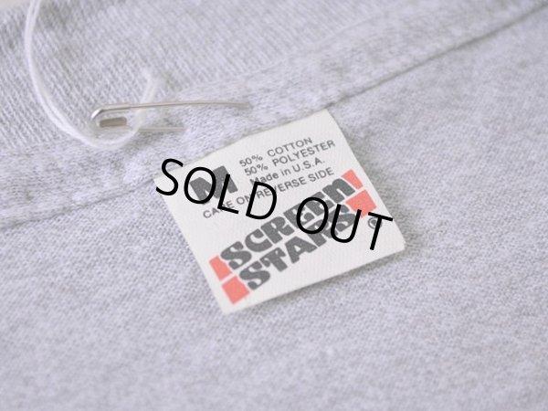 画像3: 1980s【SCREENSTARS】無地杢Tシャツ  DEAD STOCK!!  表記M