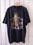 画像1: 1990s【AMERICAN BIKER】エロプリントTシャツ <br>表記2XL<br> (1)