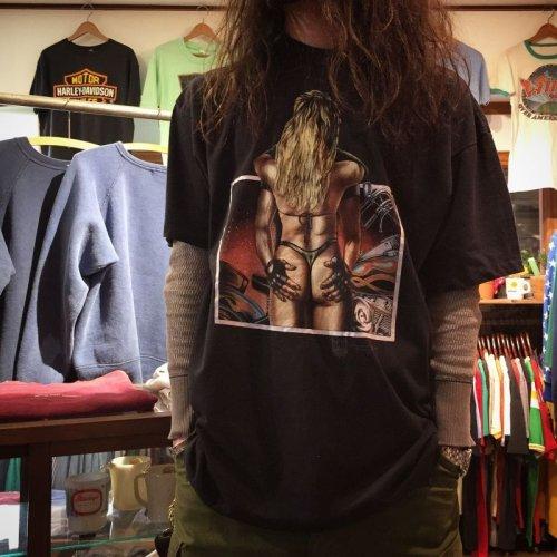 詳細画像1: 1990s【AMERICAN BIKER】エロプリントTシャツ  表記2XL