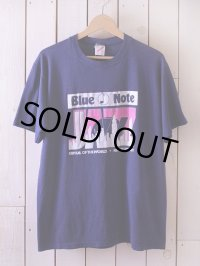 1980s Blue Note JAZZ FESTIVAL Tシャツ  表記L