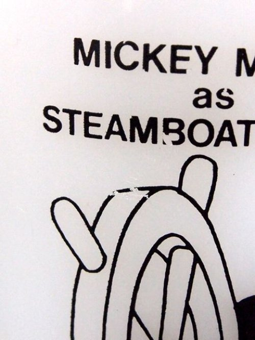 詳細画像3: 1970s‐80s【FireKing】ミッキーマウススチームボート9オンスマグ・ペプシコレクターシリーズ