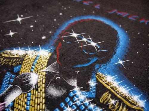 詳細画像1:  1980s〝マイケルジャクソン〟84年VICTORYツアーTシャツ