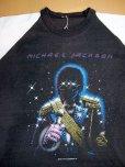 画像3:  1980s〝マイケルジャクソン〟84年VICTORYツアーTシャツ (3)