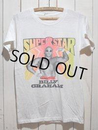〜1980s Superstar Billy GrahamプロレスTシャツ