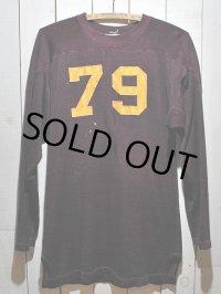 〜1950sナンバリングホッケーTシャツ