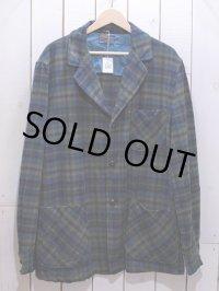 1960s【PENDLETON】ウールジャケット 表記L