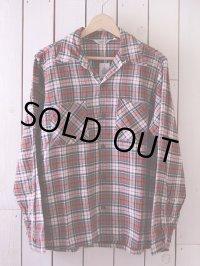 1950s【Distinctive Sportwear】オープンカラーシャツ 表記S