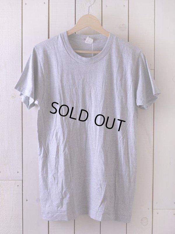 画像1: 1980s【SCREENSTARS】無地杢Tシャツ  DEAD STOCK!!  表記M