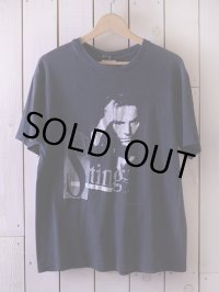 1980s Sting Nothing Like the Sun Tour Tシャツ  表記L
