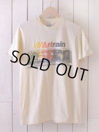 1980s Artrain USA Tシャツ  表記M