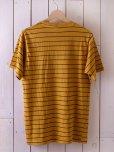 画像2: 1970s TOWNCRAFT ボーダーTシャツ <br>表記L<br> (2)