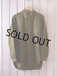 1960s PENDLETON ウールBDシャツ  表記M
