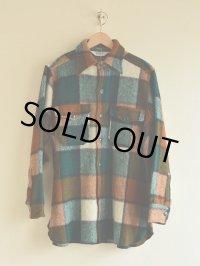 1970s Woolrich ウールシャツ  表記M