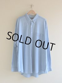 RalphLauren シャンブレーBDシャツ  表記XXL