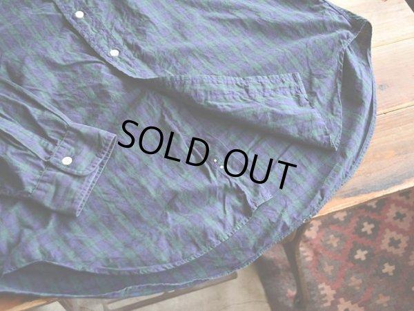 画像5: BrooksBrothers ブラックウォッチBDシャツ  表記16