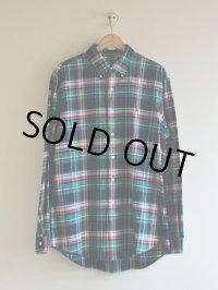 RalphLauren チェックBDシャツ  表記L