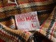 画像3: 1970s BIG MAC ヘビーネルシャツ  表記L