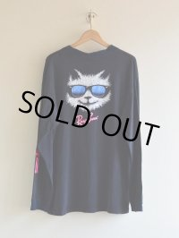 1980s RayBan L/S Tシャツ  実寸L-XL