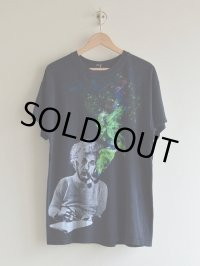 2000s〜 Albert Einstein Tシャツ  表記M