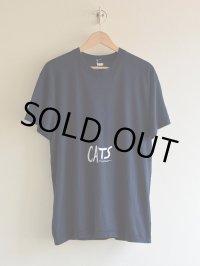 1980s ミュージカル CATS Tシャツ  表記XL