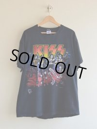 1990s KISS 20YEARS OF DESTRUCTION Tシャツ  表記XL
