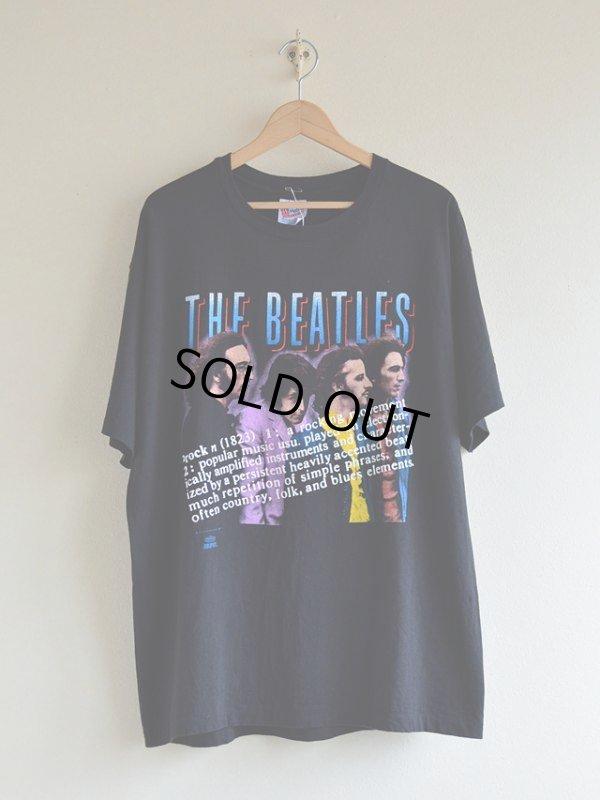 画像1: 1990s THE BEATLES Tシャツ  表記XL
