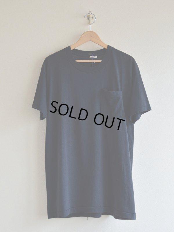 画像1: 1980s〜 FRUIT OF THE LOOM ポケットTシャツ  表記XL