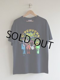 1990s THE BEATLES Sgt.Pepper's Lonely Hearts Club Band 25TH ANNIVERSARY Tシャツ  表記L
