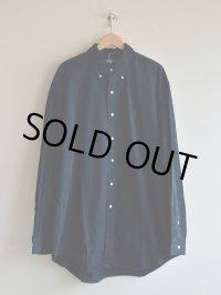 RalphLauren ブラックBDシャツ  表記XL