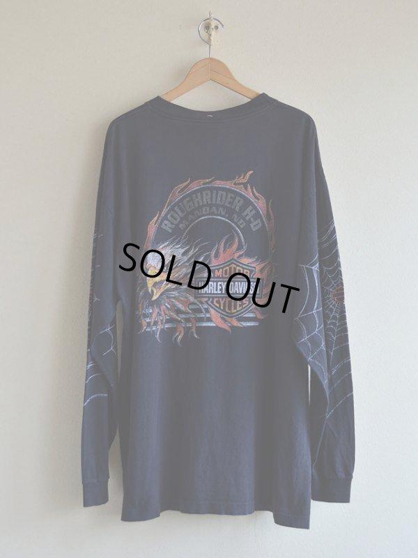 画像2: 2000s HARLEY-DAVIDSON L/S Tシャツ  表記XL
