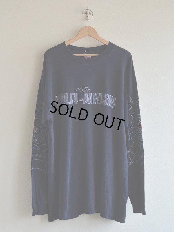 画像1: 2000s HARLEY-DAVIDSON L/S Tシャツ  表記XL