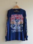 画像1: STURGIS BIKE WEEK 2004 L/S Tシャツ <br>表記L<br> (1)