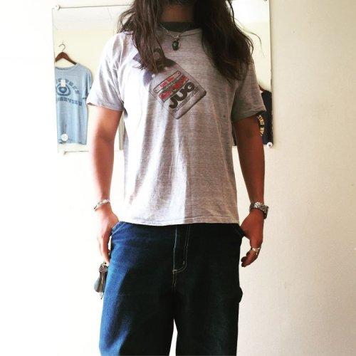 詳細画像1: 1970s ARTEX Apple Wine JUG Tシャツ  表記XL