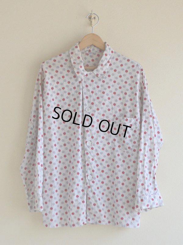 画像1: 1960s Pelham パジャマシャツ  表記L