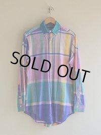 RalphLauren BDシャツ  表記S