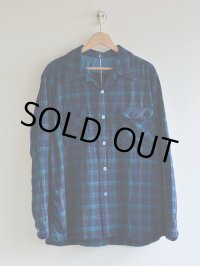 1960s PENDLETON ウールシャツ  実寸L