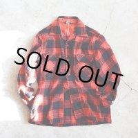 1950s Woolrich ウールシャツ  表記M