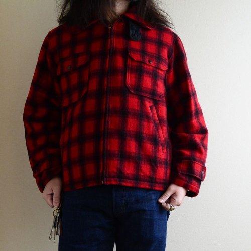詳細画像2: 1970s Woolrich ウールハンティングジャケット  表記40