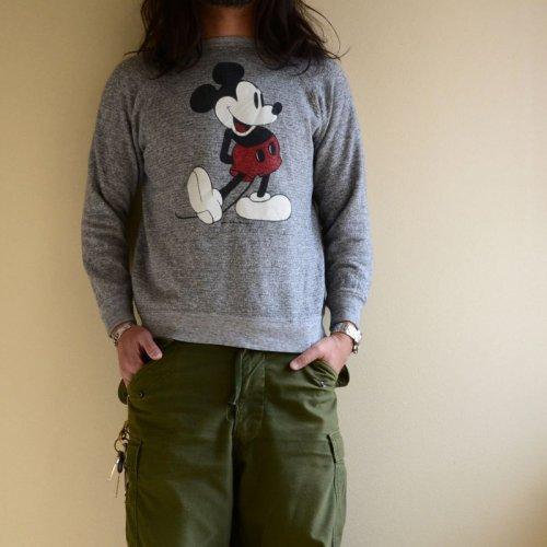 詳細画像1: 1980s Mickey Mouse スウェット  実寸M