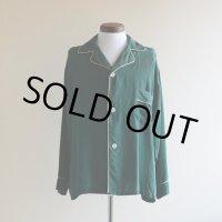 1950s BRENT パジャマシャツ  表記C (L)