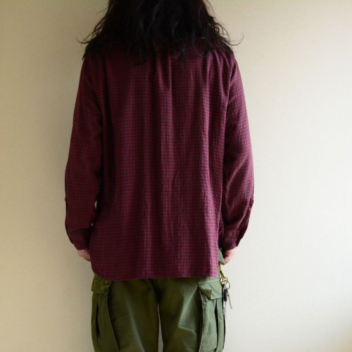 詳細画像3: 1960s VAN HEUSEN マチ付きBDシャツ  表記L