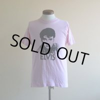 1980s ELVIS Tシャツ  表記M