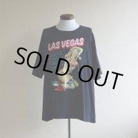 1990s LAS VEGAS PIN-UP Tシャツ  表記XL