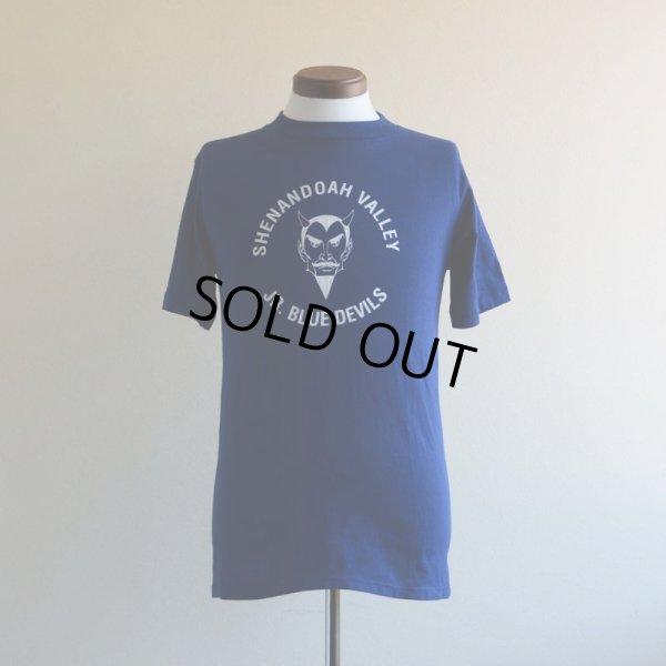画像1: 1980s JR.BLUE DEVILS Tシャツ  表記M