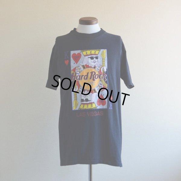 画像1: 1990s Hard Rock Cafe Tシャツ  Las Vegas  表記L