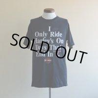 1990s Harley-Davidson Tシャツ  表記M