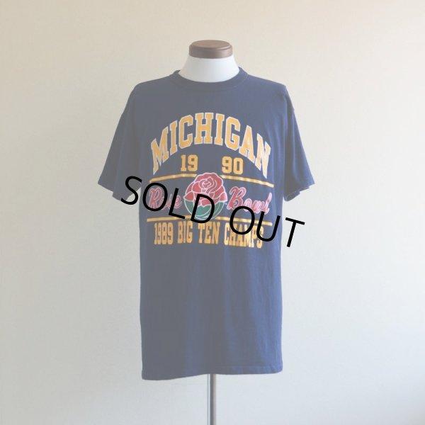 画像1: 1980s Champion カレッジTシャツ  表記L